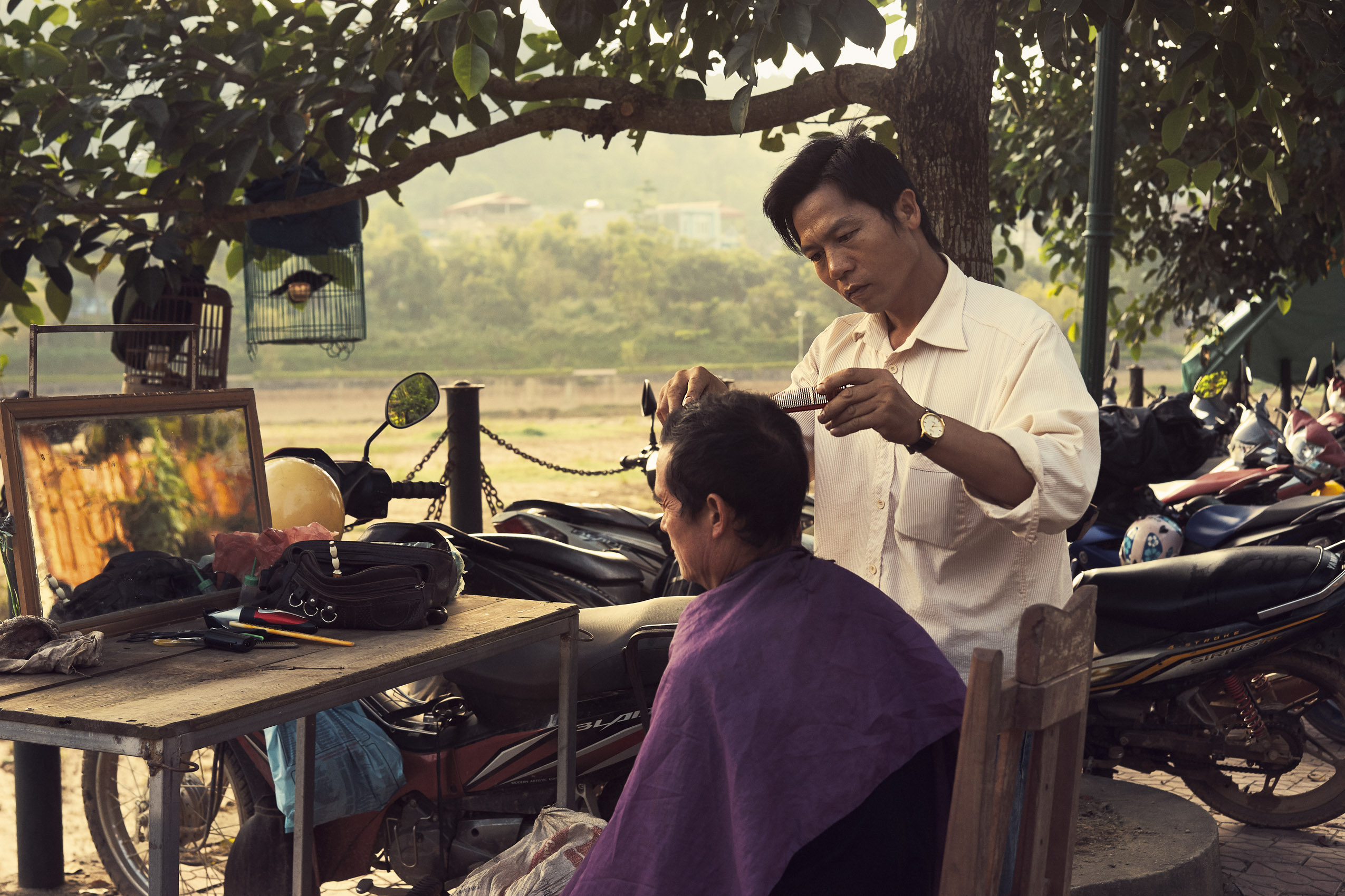 HAIRCUT - BAC HA
